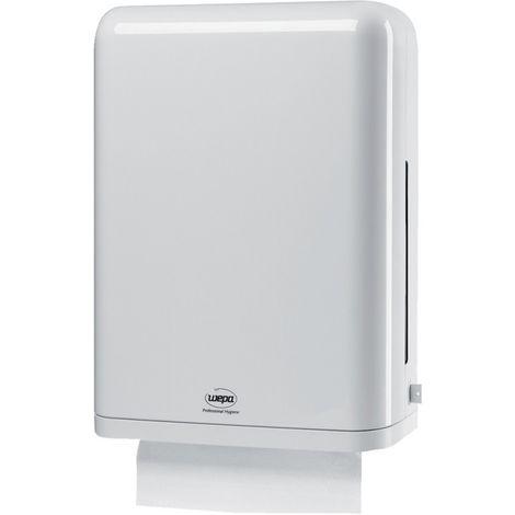 Dispensador de toallas dobladas 440x372x151mm