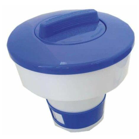 """main image of """"Dispensador flotante para piscinas elevadas"""""""