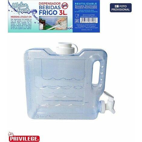 Dispensador Frigo 3l Water Fresh