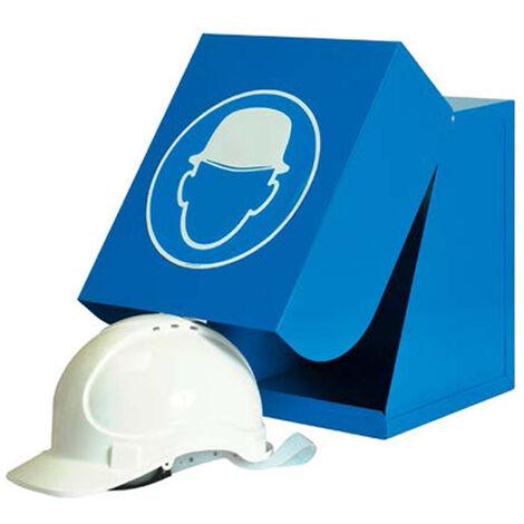 Dispensador para cascos y pantallas faciales