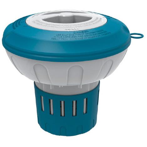 Dispenseur de chlore flottant pour galet 250gr éco - 46541RBLUE - AstralPool - -