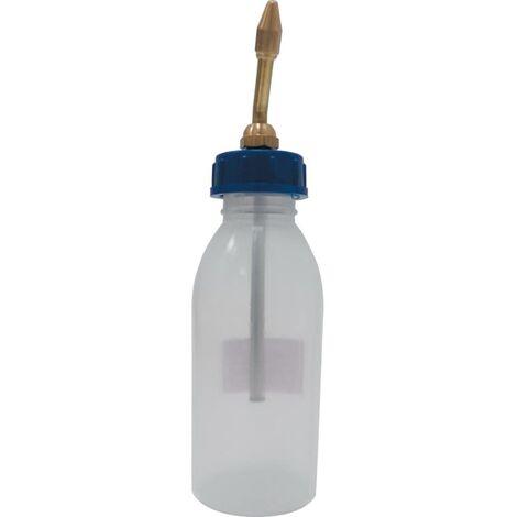 Dispensing Bottles - Adjustable Brass Spout & Nozzle