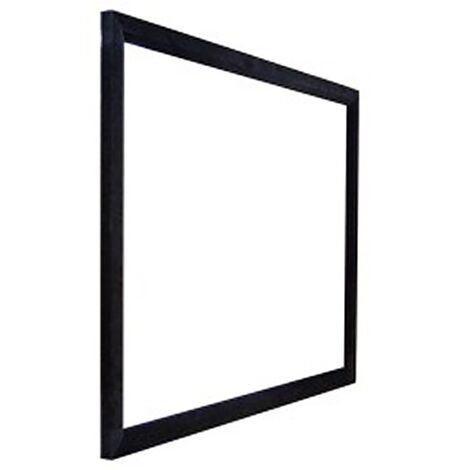 DisplayMatic - Pantalla de proyección fija pared de 1460x1100mm 4:3 DisplayMATIC