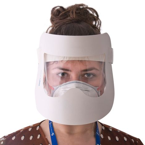 Disposable Face Shield - Category 1 - Pack of 20