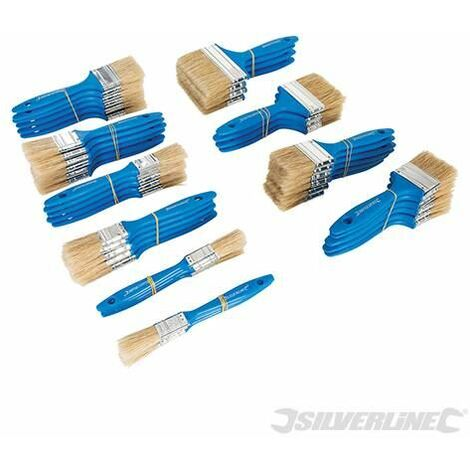 Disposable Paint Brush Set 50pce - 50pce (359900)