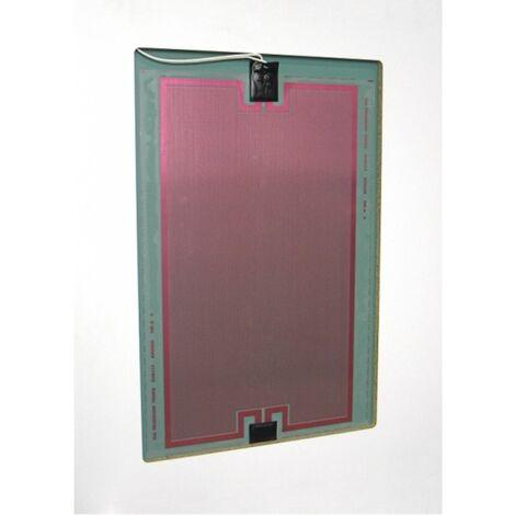 Dispositif anti-buée pour miroir 60 x 55 cm