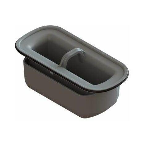 dispositif anti-odeur bonde KESSEL Linearis Compact et Comfort, 22mm