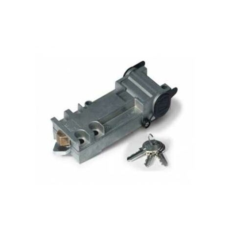Dispositif de déblocage avec clé personnalisée et cylindre EURO-