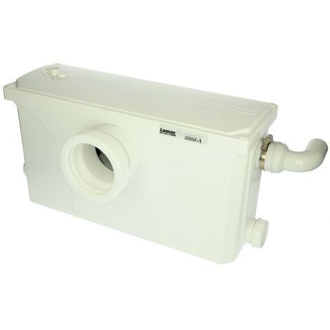 Dispositif de levage eaux fécales Lomac Suverain 3000