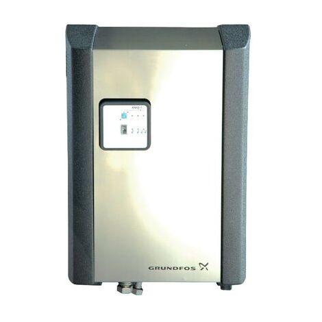 Dispositif de récupération d'eau de pluie grundfos rmq