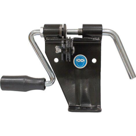 Dispositivo de remachadora para cadenas de sierra de todo tipo.