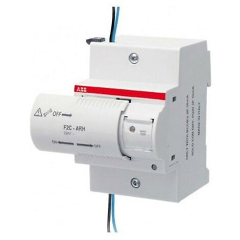 Dispositivo de retención de ABB diferencial greelight F2C-ARH A427324