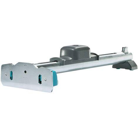 Dispositivo de tracción y martillado para la unión de laminado