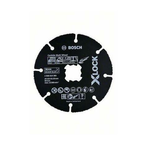 Disque à tronçonner Bosch Accessories 2608619283 115 mm 22.23 mm 1 pc(s)