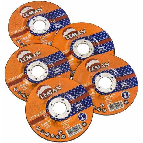 Disque à tronçonner gamme Orange A à moyeu déporté Acier REFLEX- plusieurs modèles disponibles
