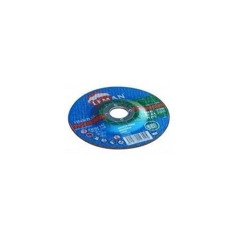 Disque à tronçonner (matériaux moyeu déporté) - DE Ø 115 mm A Ø 230 mm