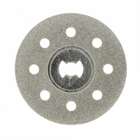 Disque à tronçonner pour matériaux EZ SpeedClic 38mm DREMEL
