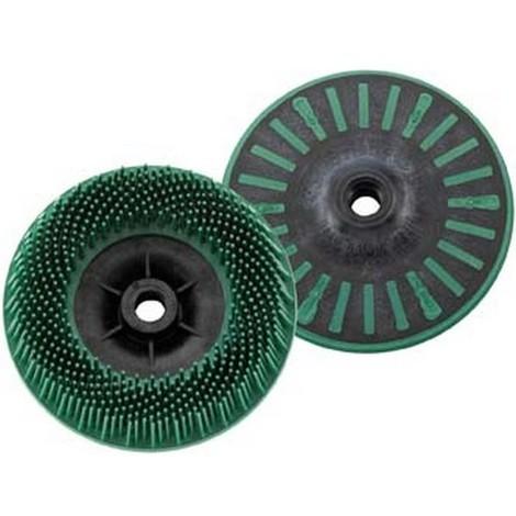 Disque abrasif BD-ZB, Grain : 50, Couleur vert