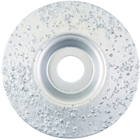 Disque abrasif carbure de tungstène 115 x 22,2 mm