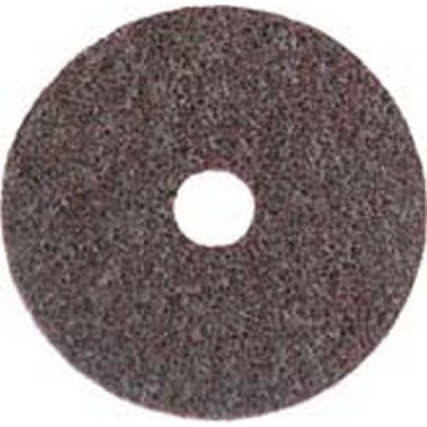 Disque abrasif en non-tissé Scotch Brite™ SC-DH Ø 115 mm super fin gris