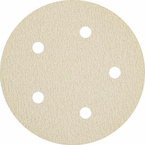 Disque abrasif KLINGSPOR PS33CK Diam 125 mm GLS5 grain 180 100 pieces