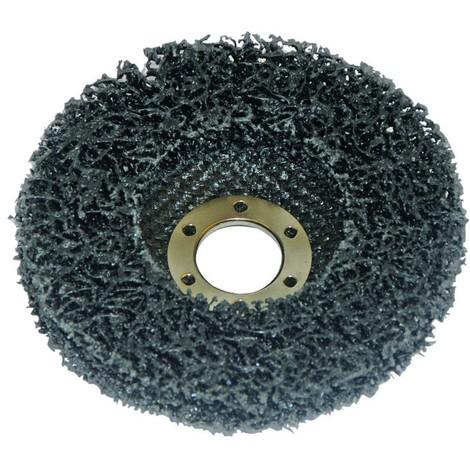 Disque abrasif polycarbure 115 mm - alésage 22 mm