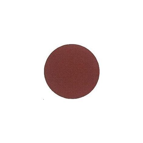 Disque abrasif velcro 225 mm, grain 80, Qualité Pro Klingspor !