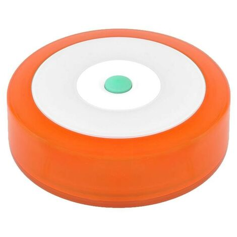 Disque d'avertissement 16+8LED orange