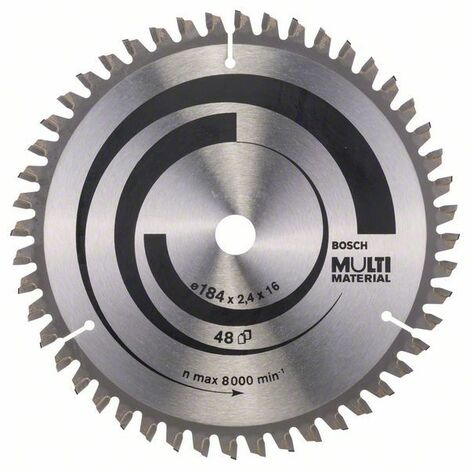 Disque de coupe en aluminium 42 dents 150X2,0X16 Mm Widia Bosch