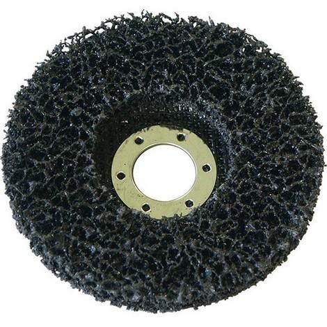 Disque de décapage Ø 125 mm 10000 tr/mn, droit, Degré de finesse : extra-grossier