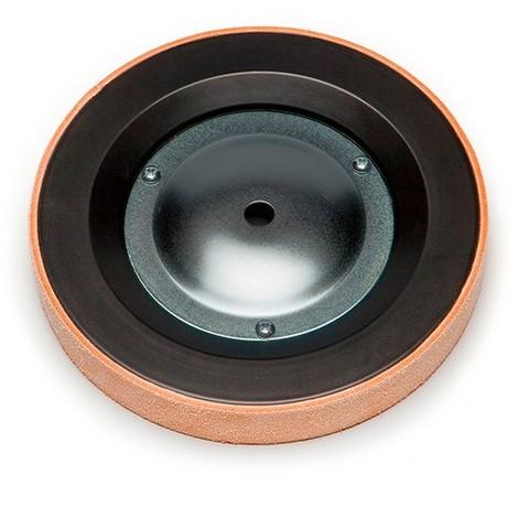Disque de démorfilage en cuir D. 220 x 31 mm pour affûteuse à eau - Tormek - LA-220 - -