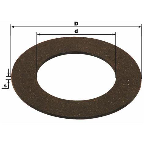 Disque de friction adaptable WALTERSCHEID - Ferrodo 152.5X91.5X3.2 pour limiteurs