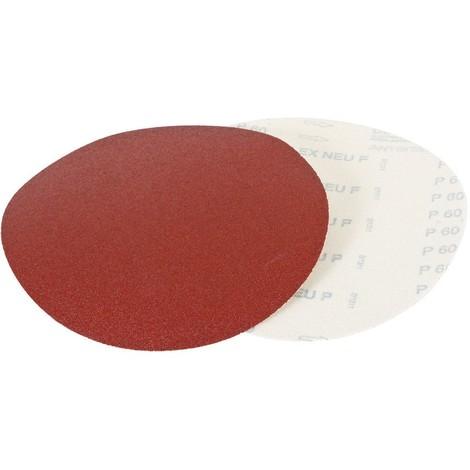 Disque de ponçage avec velcro STKTSM250K60-STKTSM250K80-STKTSM250K100-STKTSM250K1200-STKTSM250K150