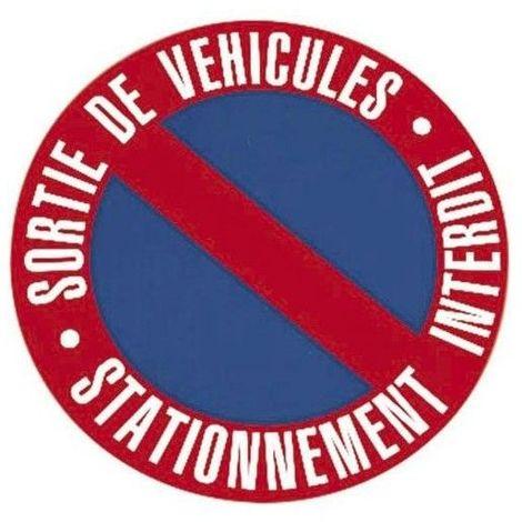 Disque de stationnement interdit 13.11