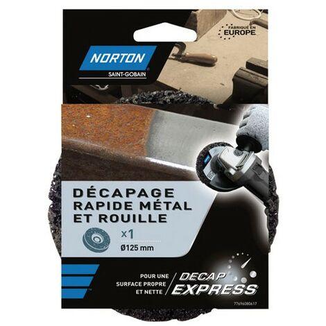DISQUE DECAP EXPRESS METAL 125 NORTON