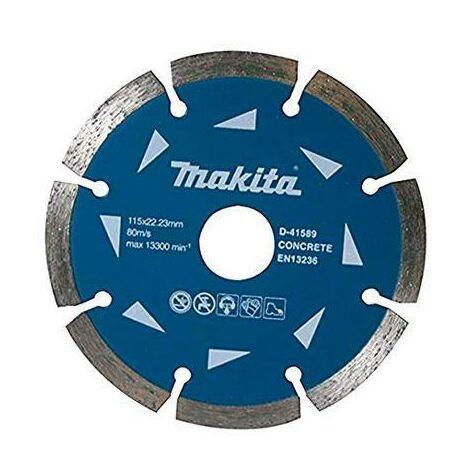 Disque diamant 115 mm Makita D-41589