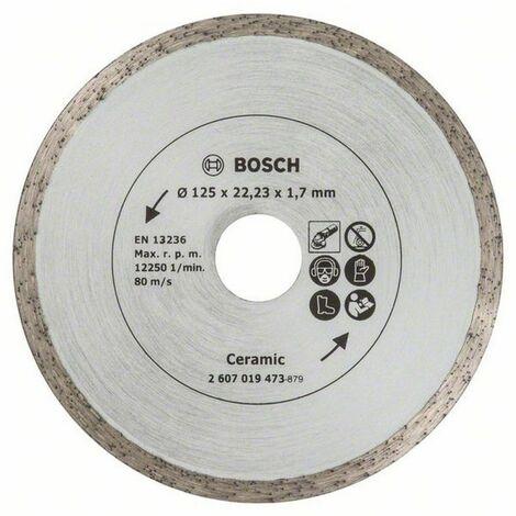 Disque Diamant 125 mm 2607019473 Bosch