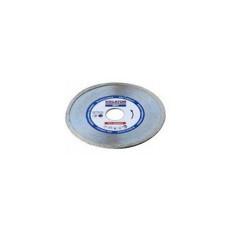 Disque diamant 200mm jant lissekrt081104