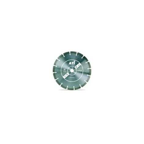 Disque diamant 7mm, universel, béton standard DSUST diamètre 125mm