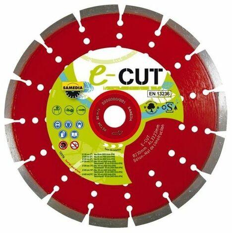 Disque Diamant Master E-Cut -- Samedia