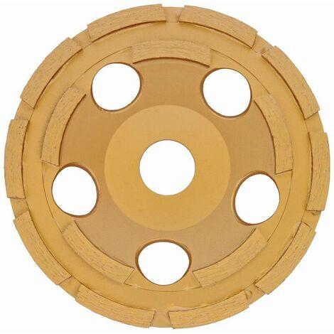 Disque diamant pour béton Ø 125 mm Techman