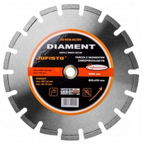 Disque diamant pour béton bitumineux 300 x 3,0 mm
