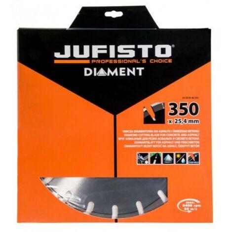 Disque diamant pour béton bitumineux 350 x 3,2 mm