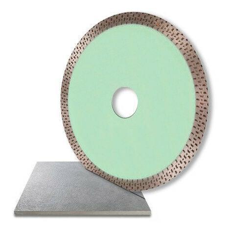 Disque diamant pour faïence et grès cérame Ø 125 - Alésage 22,23 - Hauteur 10 mm