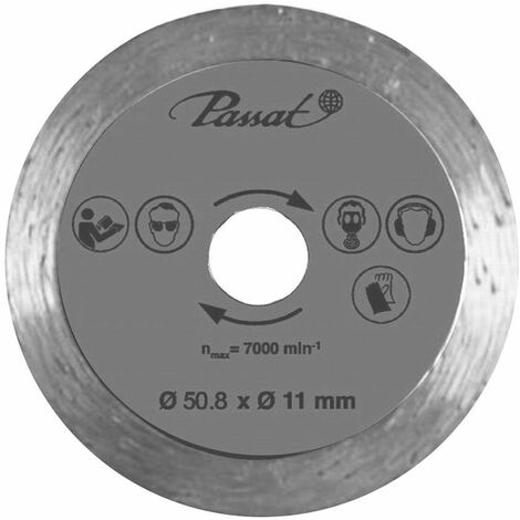 Disque diamant pour mini-scie circulaire