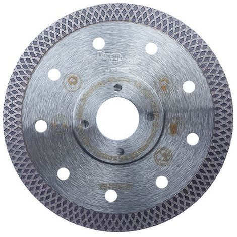 Disque diamant pro REPTILE D. 115 x Al. 22,23 x Ht. 10 x ép. 1,3 mm - grès cérame, granite, marbre - Diamwood Platinum - -