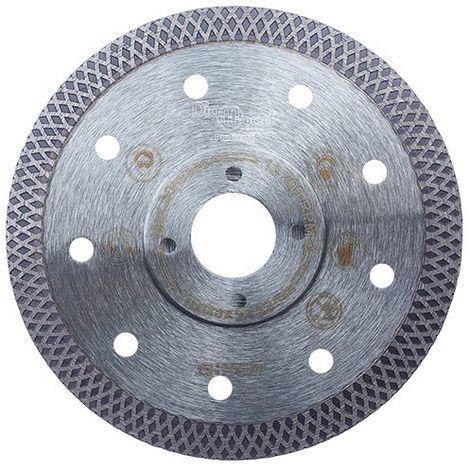 Disque diamant pro REPTILE D. 125 x Al. 22,23 x Ht. 10 x ép. 1,3 mm - grès cérame, granite, marbre - Diamwood Platinum - -