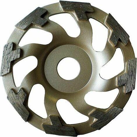 Disque diamant surface TTDelta Dim 125x22,23 mm