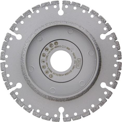 Disque diamanté spécifique SCID - Diamètre 125 mm