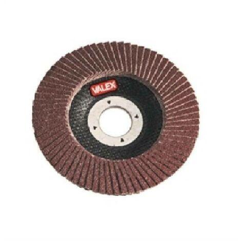 Disque d'oxyde d'aluminium abrasif pour métaux lamelles 120 146464648